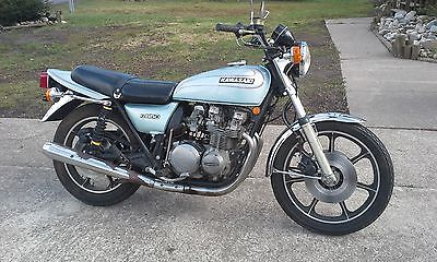 Kawasaki : Other 1978 kawasaki kz 650 b