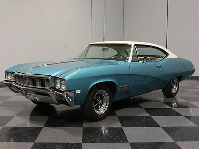 Buick : Skylark Custom SUPERCLEAN A-BODY, 350 V8, AUTO, FACTORY A/C, PS, PB, FRESH RESPRAY/INTERIOR!!
