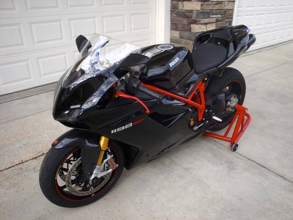 ducati 1198 sp motorcycles for sale in colorado
