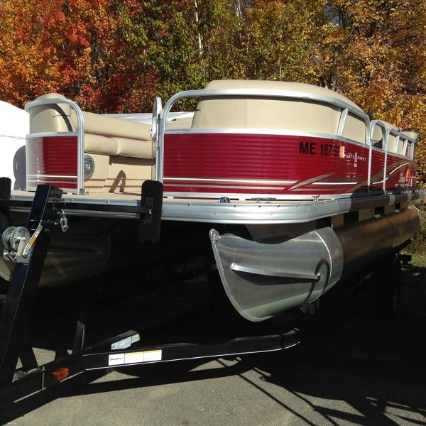 2013 SUNTRACKER 20' Party Barge
