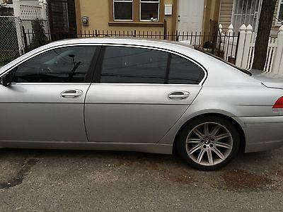 BMW : 7-Series 745 li bmw