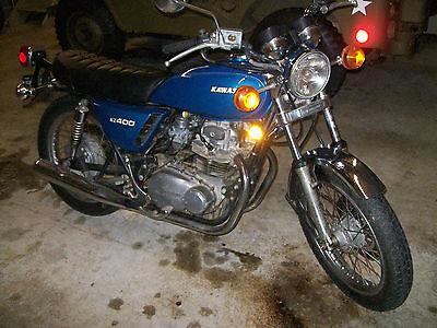 Kawasaki Other 1976 Kz 400