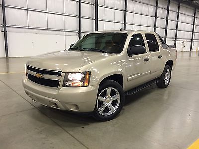 Chevrolet : Avalanche LS Chevrolet Avalanche LS Leather 2WD