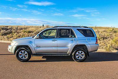 Toyota : 4Runner SR5 2005 toyota 4 runner v 6 sr 5 4 wd excellent condition