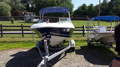 18ft Wellcraft 180 Sportman Yamaha 115