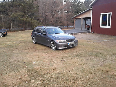 BMW : 3-Series 328xit WAGON 2008 bmw 328 xi touring