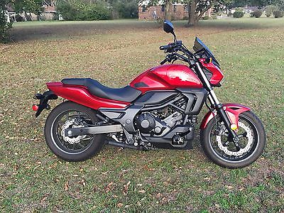 Honda : CT 2014 honda ctx 700 n red manual cruiser motorcycle ctx