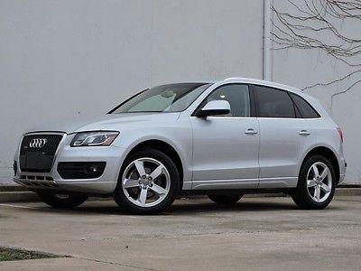 Audi : Q5 Q5 PREMIUM PLUS 2012 audi q 5 premium plus navigation rear view camera keyless start bang olufsen