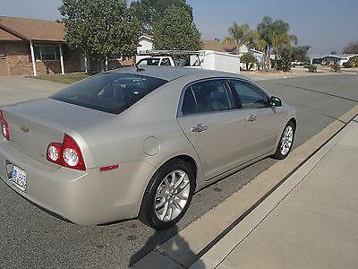 Chevrolet : Malibu LTZ 2009 chevrolet malibu ltz sedan 4 door 3.6 l