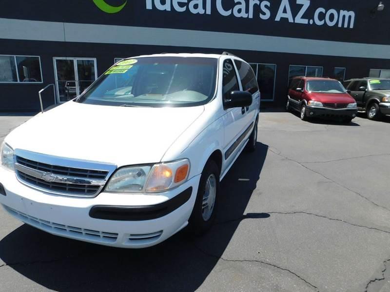 2002 Chevrolet Venture LS 4dr Extended Mini Van