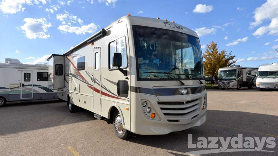 fleetwood rv flair 31w rvs for sale