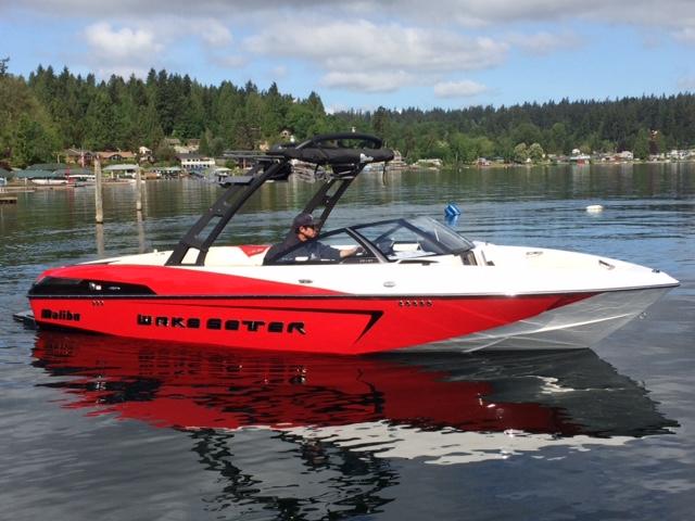 2016 Malibu Boats LLC Wakesetter 23 LSV