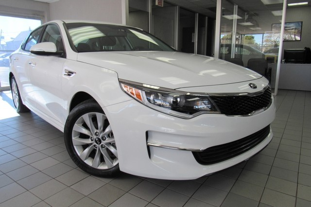 2016 Kia Optima LX W/ BACK UP CAM