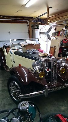mg td cars for sale