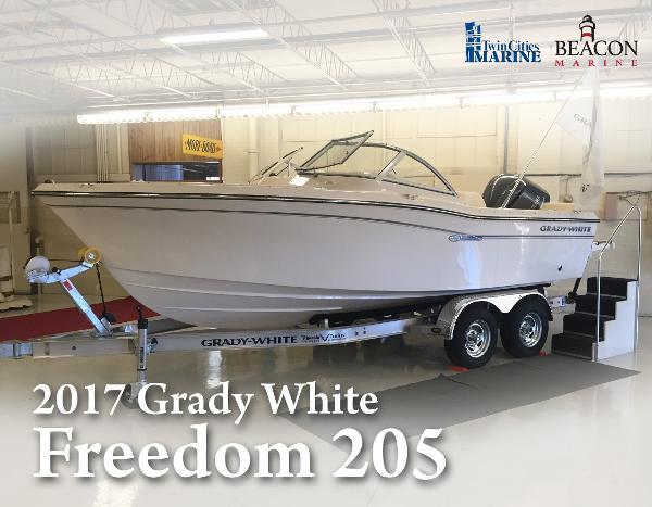 2017 Grady-White Freedom 205