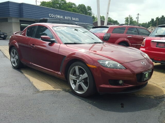 2006 Mazda RX-8 Automatic 4dr Coupe (1.3L 2rtr 6A)
