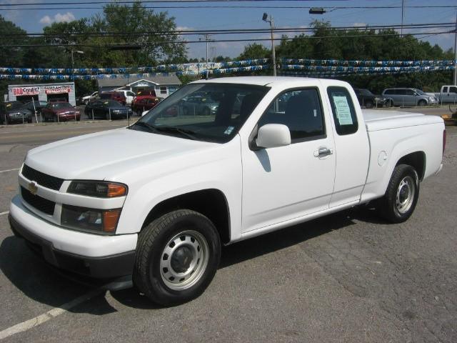 2012 Chevrolet COLORADO EX CAB