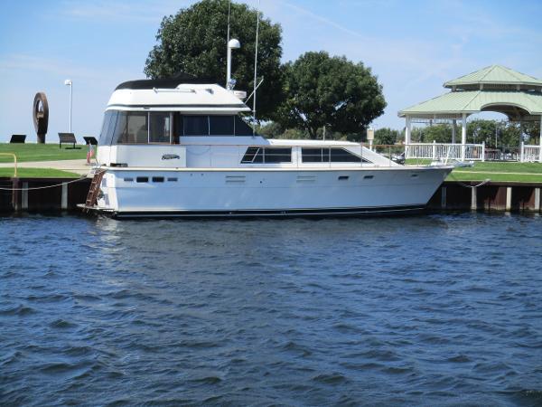 1978 Trojan 44 Motor Yacht