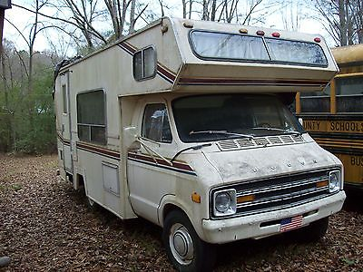 1978 Dodge Rv RVs for sale