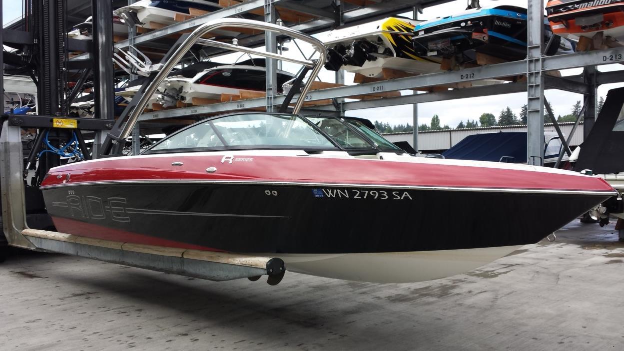 2012 Malibu Boats LLC 21 Ride