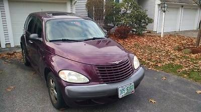 2001 Chrysler PT Cruiser  2001 chrysler pt cruiser limited edition only 68 000 miles