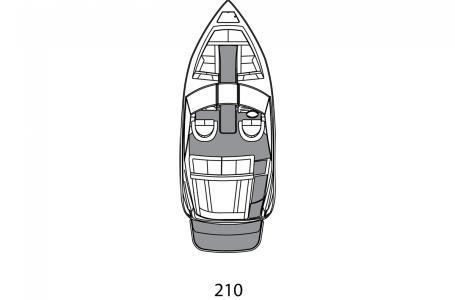 2015 Cobalt 10 Series 220