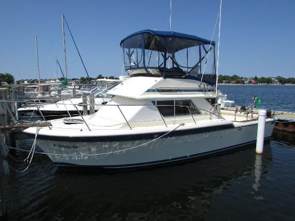 1984 Chris Craft 315 Commander