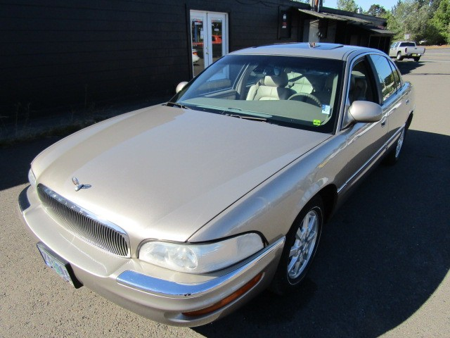 2001 Buick Park Avenue 4dr Sdn LOW MILES GOOD TAGS RUNS NEW !!