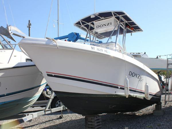 Donzi boats for sale in New York