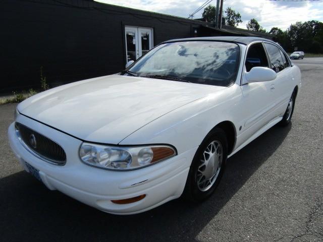 2001 Buick LeSabre 4dr Sdn Custom *WHITE* PHANTOM TOP LOW MILES