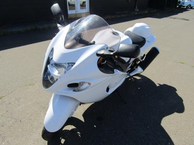 2012 SUZUKI HAYABUSA *WHITE* ONLY5K MILES LIKE NEW