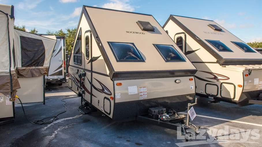 Forest River Rockwood Premier 122a RVs for sale