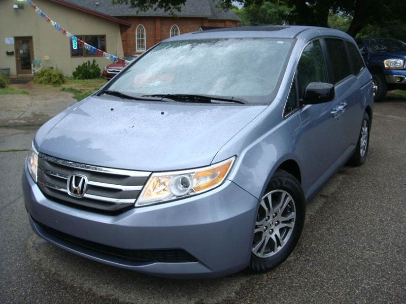 2013 Honda Odyssey EX-L 4dr Mini Van