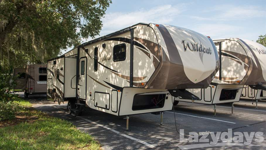 Forest River Wildcat T29rlx Rvs For Sale