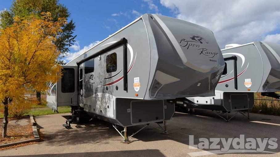 Open Range Roamer 347RES