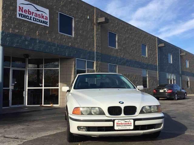 1998 BMW 5 Series 528i Sedan 4D