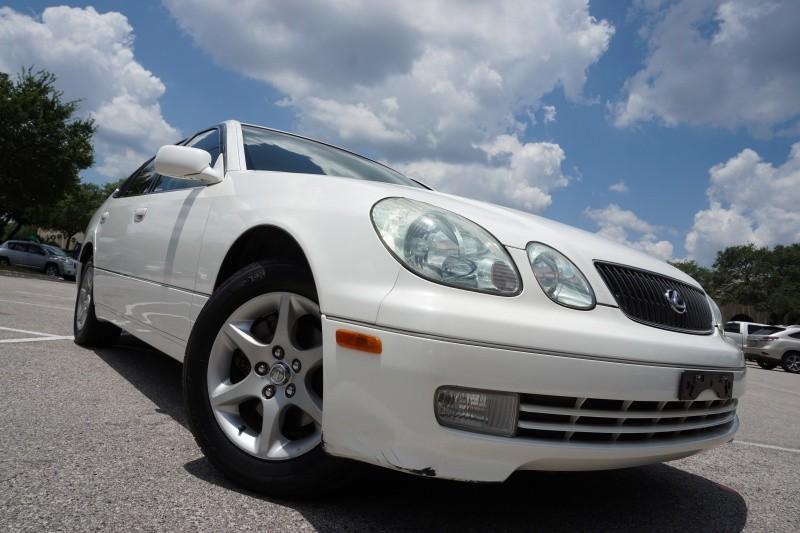 2001 Lexus GS 300 4dr Sdn