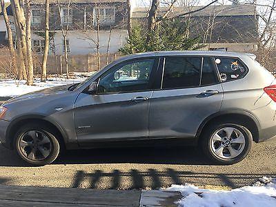 2012 BMW X3 xDrive28i Sport Utility 4-Door 2012 BMW X3 xDrive28i Sport Utility 4-Door 3.0L