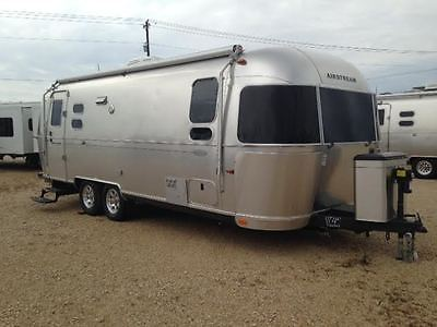2014 Airstream 25fb Flying Cloud
