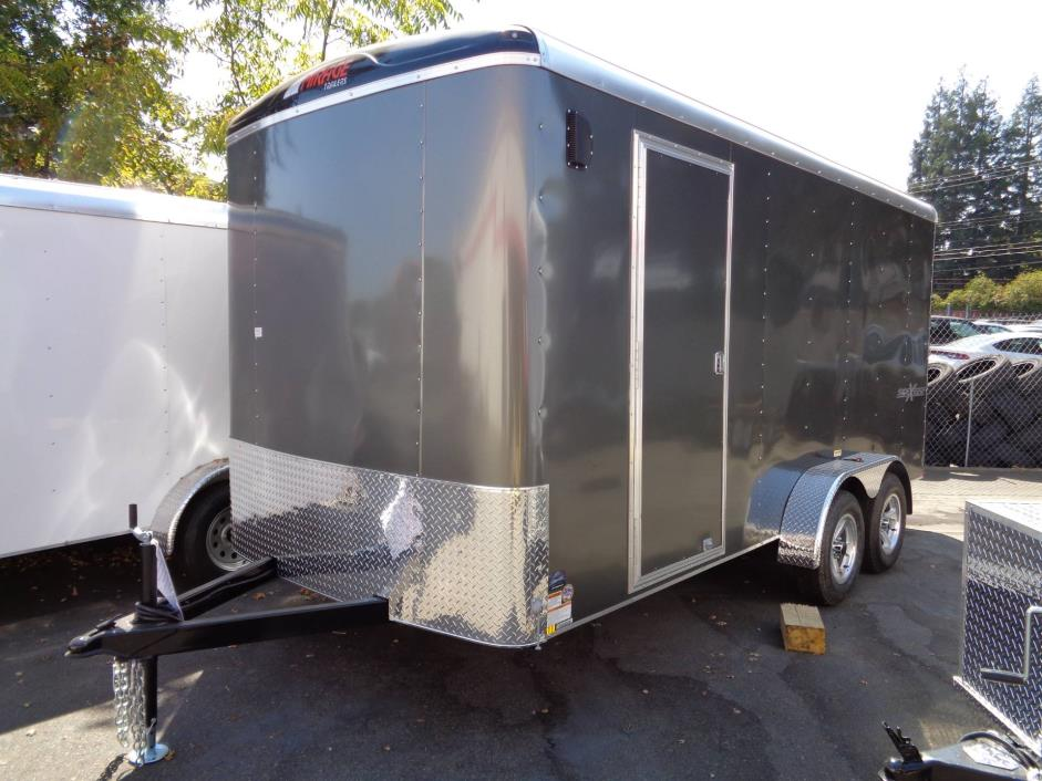 2017  Mirage Trailers  MXL716TA2