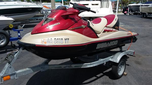 2002 Sea Doo GTX 4 TEC LIMITED