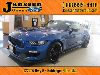 2017 Ford Mustang Shelby GT350 NEW 2017 Ford Shelby GT350 at MSRP!