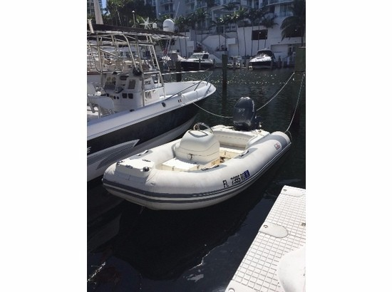 2000 AVON Seasport S360