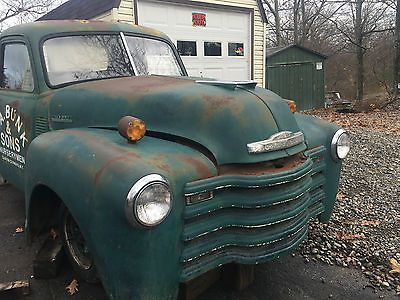 1948 Chevrolet Other Pickups VINTAGE FARM TRUCK RAT HOT ROD PROJECT 1948 Chevy truck Farm Rat rod Hot Rod Chevy S10 frame Classic NO RELISTING
