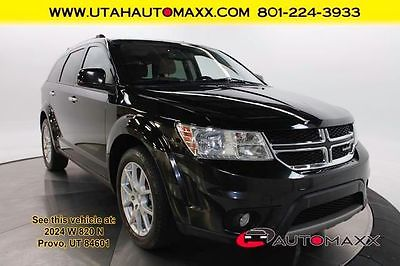 2011 Dodge Journey Crew Sport Utility 4-Door 2011 Dodge Journey Crew Sport Utility 4-Door 3.6L