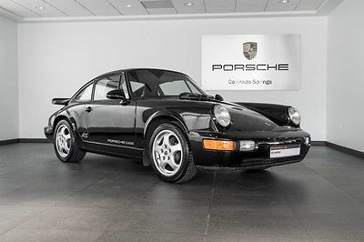 1993 Porsche 911 RS America Coupe 2-Door 1993 Porsche RS America