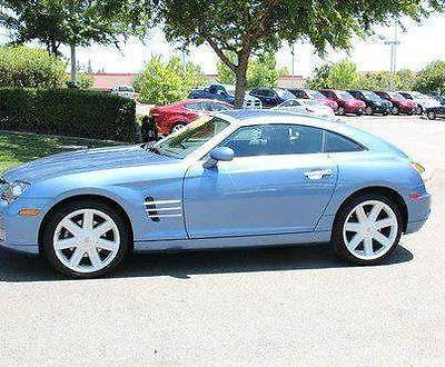 2005 Chrysler Crossfire  COUPE, LIKE NEW  CONDITION, SKY BLUE LOW MILAGE