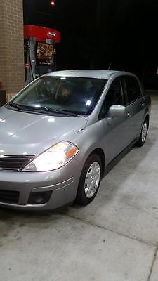 2010 Nissan Versa 4 door sedan 2010 Nissan Versa Inexpensive Reliable Transportation Ice Cold A/C, Automatic