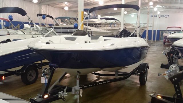 2017 Bayliner 160ELEMENT