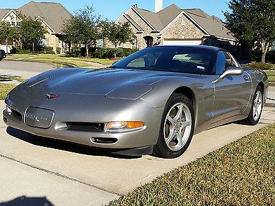 2002 Chevrolet Corvette Coup 2002 Chevy Corvette C5 Coup